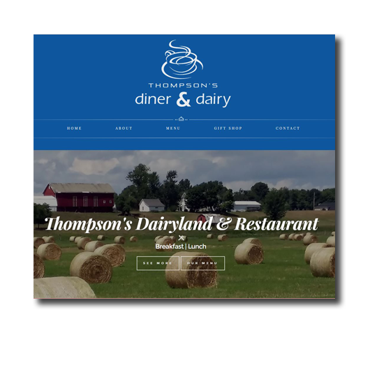 Thompsons Diner and Dairy